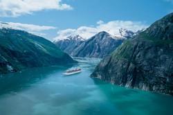 Alaska fjords