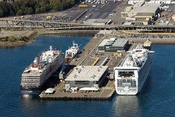 Smith Cove Cruise Terminal Seattle