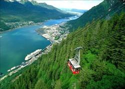 Juneau mount roberts tramwa