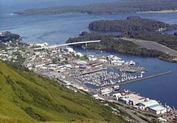 The Kodiak Island, Alaska