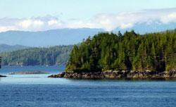 Queen Charlotte Sound, Canada
