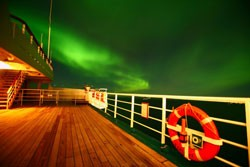 Alaskan Northern LIghts Cruise
