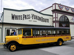 Street Car Tour Skagway