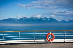 Neva Strait, Alaska