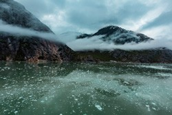 Endicott Arm, Alaska