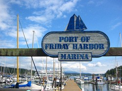 Friday Harbor, San Juan County