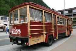 Juneau trolley