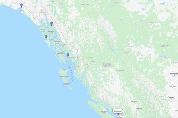 7-day Alaska cruise to Inside Passage, Sitka, Juneau, Hubbard Glacier & Ketchikan